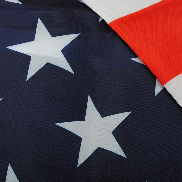 5FT X 3FT United States American US National Flag Banner