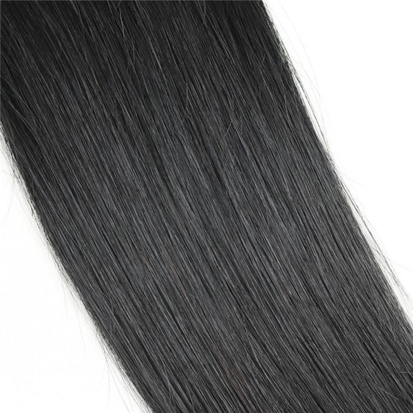 6A Grade Brazilian Virgin Unprocessed Straight 100% Real Human Hair Extension