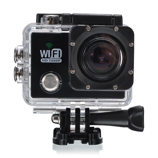 Banggood price history to 1080P Wifi Car DVR Sports Camera SJ6000 Waterproof 2.0 Inch LCD