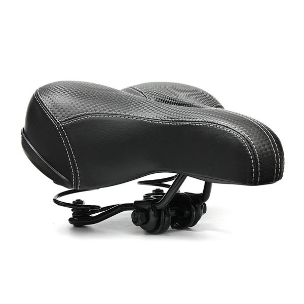 Bicycle Cycling Big Bum Saddle MTB Bike Seat Wide Soft Pad Comfort Road Bike Cushion
