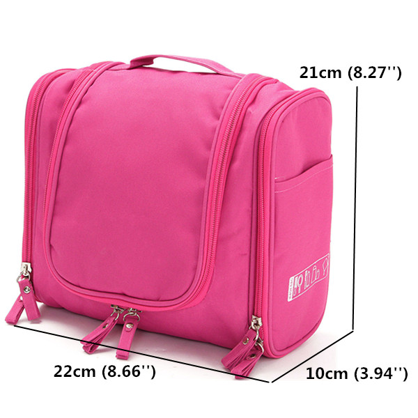 Multifunction Zipper Toiletry Bags Travel Wash Storage Bags