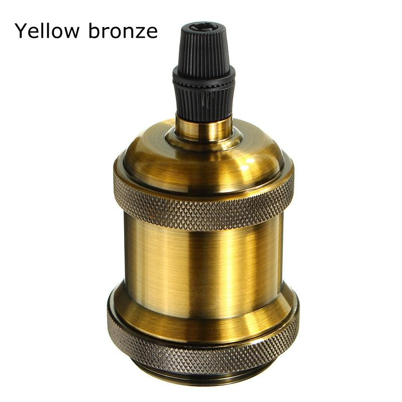 E27 E26 Vintage Retro Edison Screw Bulb Socket Lamp Holder Light Fitting Adapter