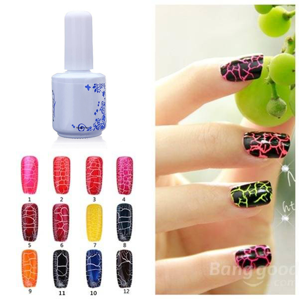 Phototherapy Crack Glue Nail Art Soak Off UV Gel Polish