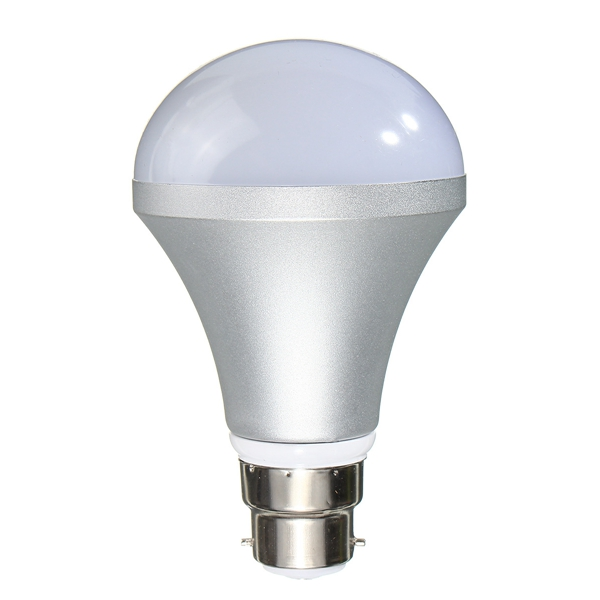 E27/B22 10W RGBW LED Light Bulbs Colorful Globe Lamp + Remote Control AC85-265V