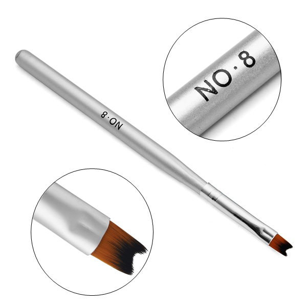Nail Painting Drawing French Manicure Phototherapy Pen