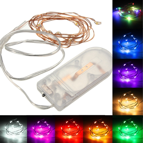 Holiday Lights 1M Battery Powered 10 LED Copper Wire Fairy String Light Wedding Xmas Party Lamp Grand Prairie Prices for the announcement