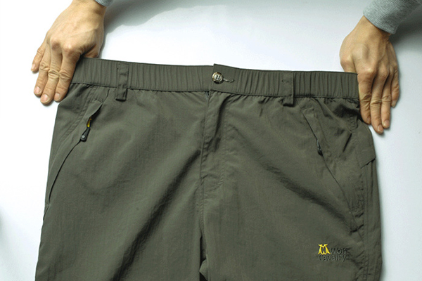 Mens Outdooors Detachable Quick Drying SporT-pants Breathable Climbing Pants