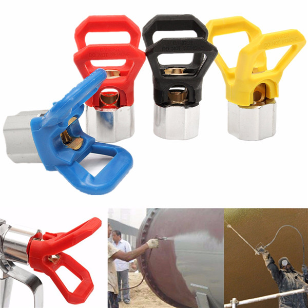 Airless Paint Spray Gun Tip Guard For Titan Wagner Sprayer Tool