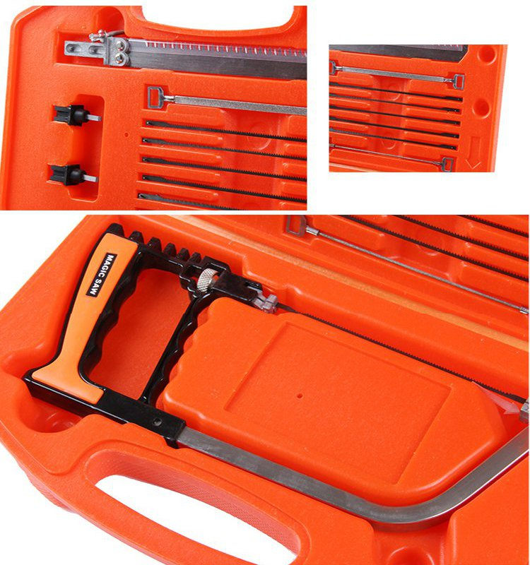 Multifunctional Small Size Handwork Saws Wood Working Saw Set Toolbox For RC Models