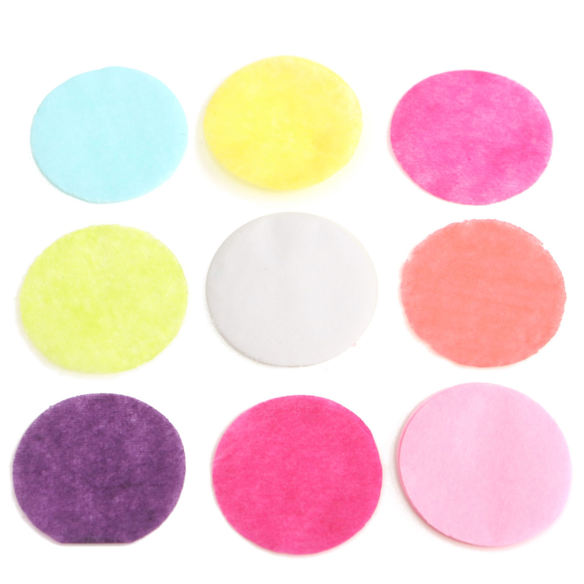 Multicolor Paper Round Circle Rainbow Tissue Confetti Wedding Birthday Party Decoration