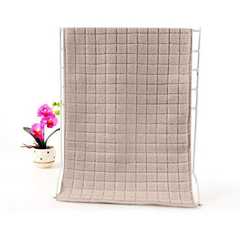 100% Cotton Adults Towel Soft Absorbent Towel Hotel Bath Towel Outdoor Sports Swimming Towel