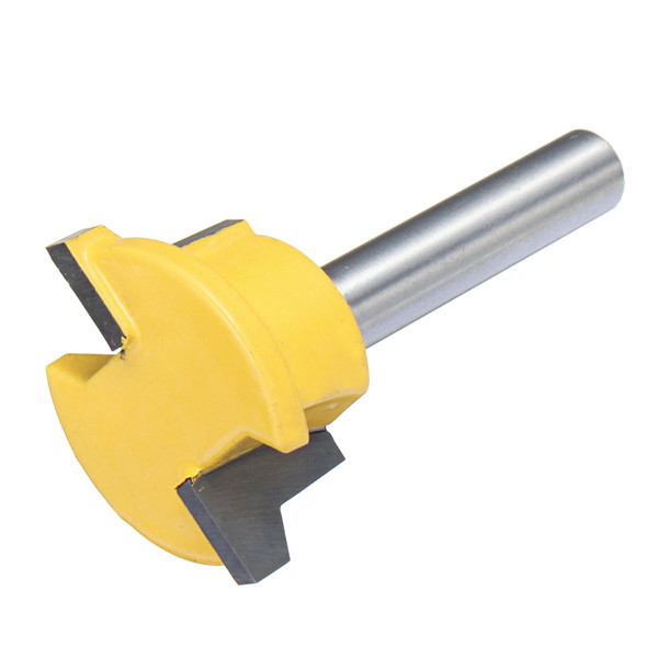 1/4 Inch Shank Drawer Lock Joint Making Router Bit Key Hole Cutter For Wood Working