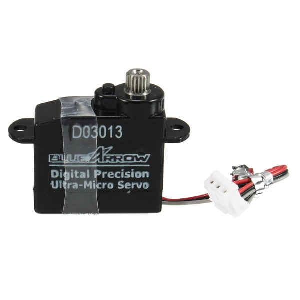 BLUEARROW D03013 Digital Ultra-Micro Preision Servo For Blade 130X Helicopter