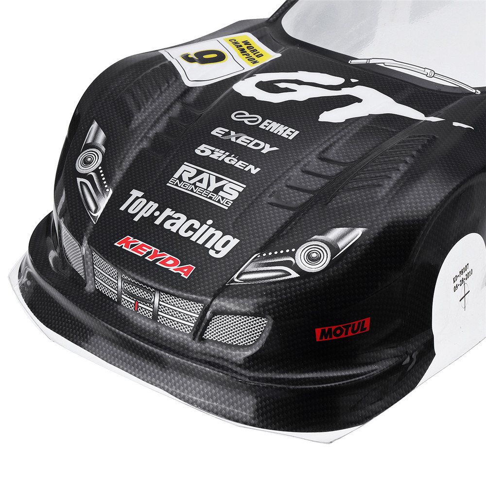 New 1/10 Scale RC On-Road Drift Car Body PVC Shell for Hond a GT