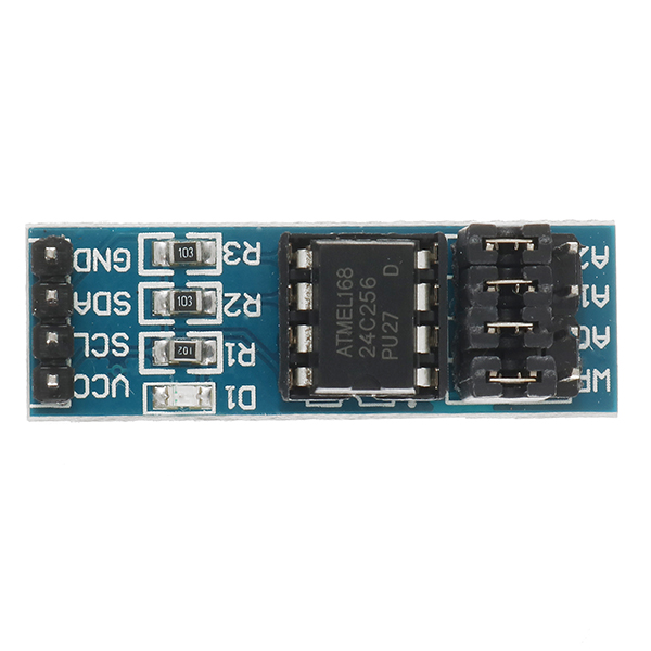 3Pcs AT24C256 I2C Interface EEPROM Memory Module