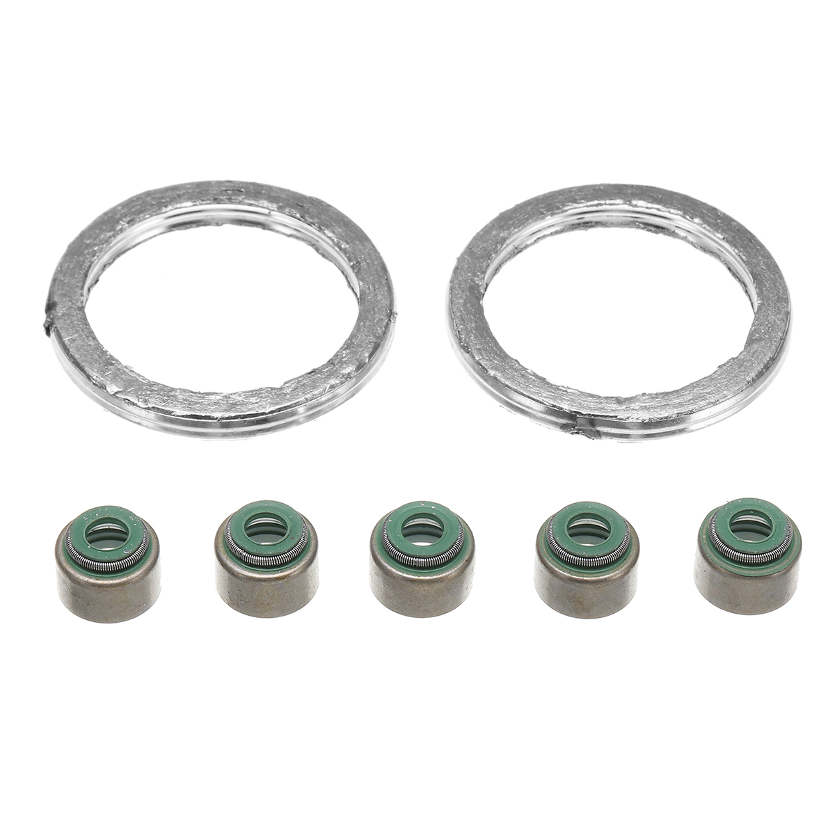 Top End Clutch Cylinder Full Engine Gasket Kit For YAMAHA GRIZZLY 600 1998-2001
