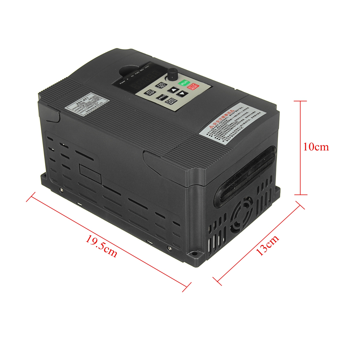 AT1-0750X 0.75KW AC 220V Single Phase Low Voltage Variable Frequency Converter Motor Speed Inverter