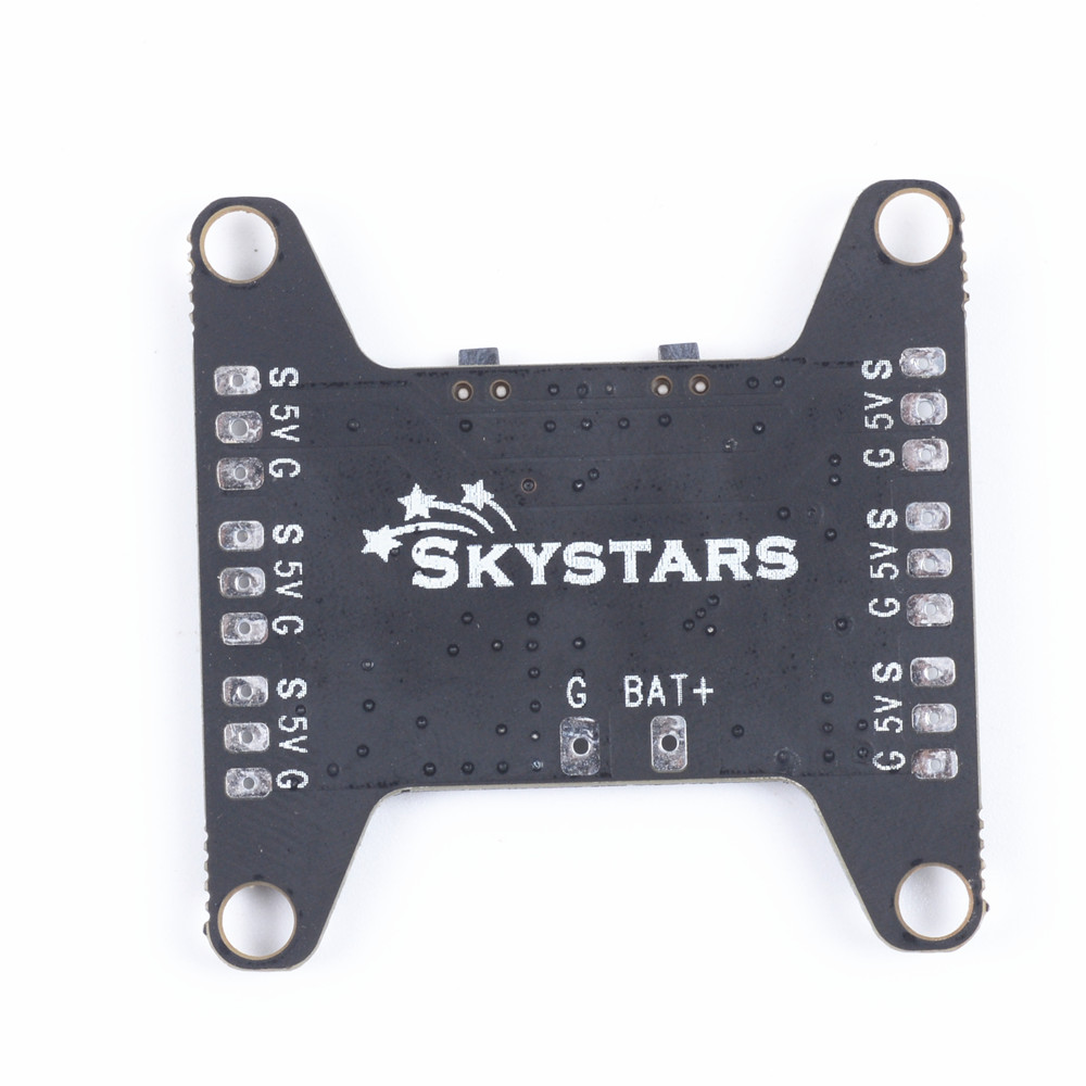 WS2812 LED Strip Light Controller Board Support 2-6S 7 Color Switchable with 5V BEC for RC Drone - Photo: 2