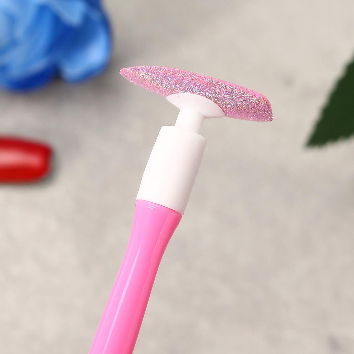 10Pcs Portable False Nail Tips Pen Suction Remove Stick