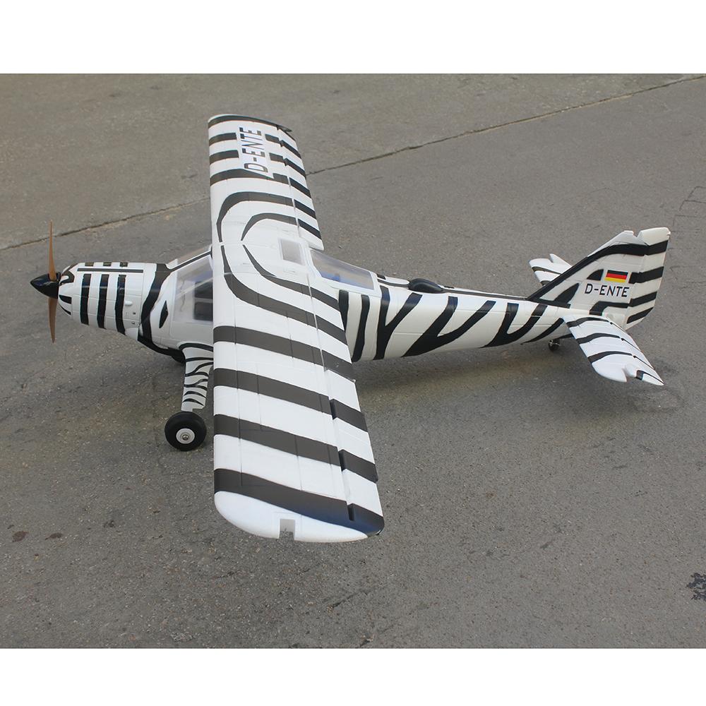 TAFT DORNIER DO27 1600mm Wingspan 2600g Takeoff Weight Camouflage/Zebra Pattern RC Airplane KIT