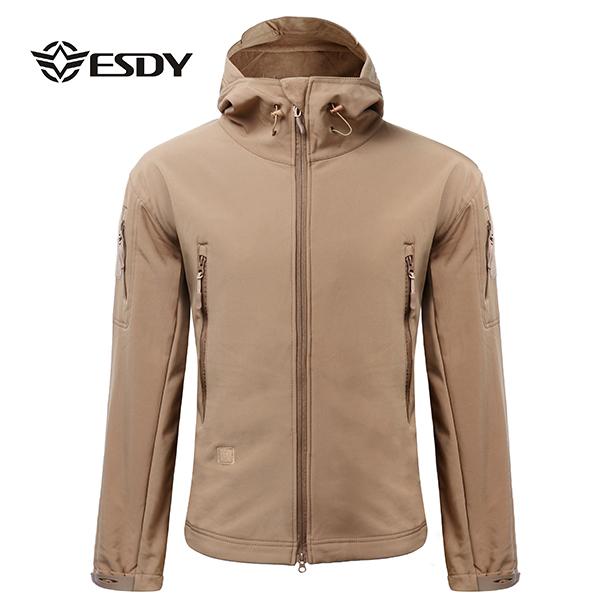 Men Tactical Military Outdooors Jacket Waterproof Coats