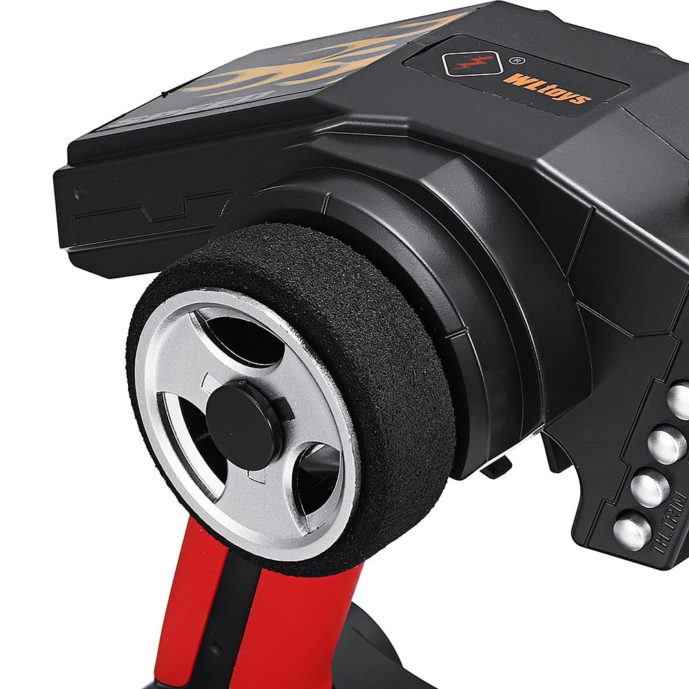 Wltoys A959 A959-B A949 A969 A969-B A979 A979-B 1/18 2.4G Radio Control Transmitter Rc Car Parts