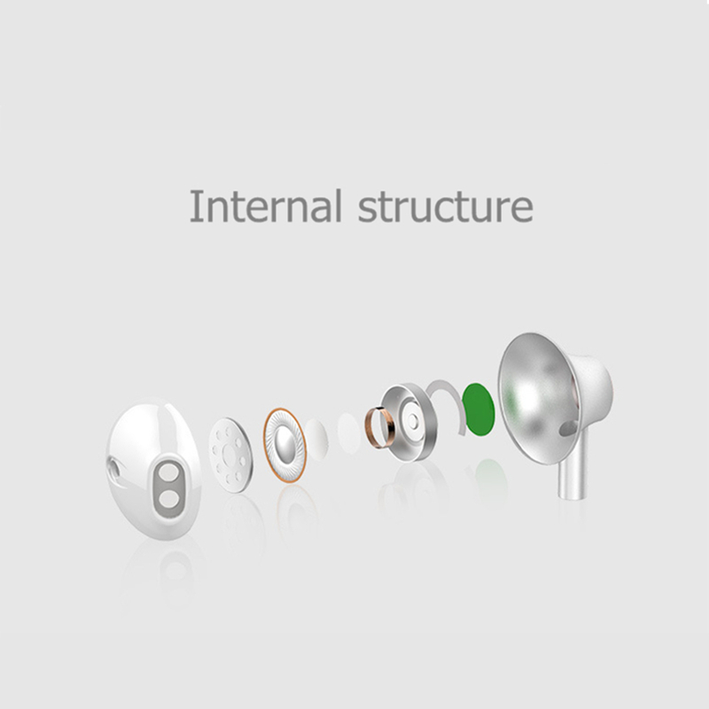 Langsdom M320 3.5mm Wired Control Stereo Earphone Headphone for iPhone Samsung Xiaomi Huawei