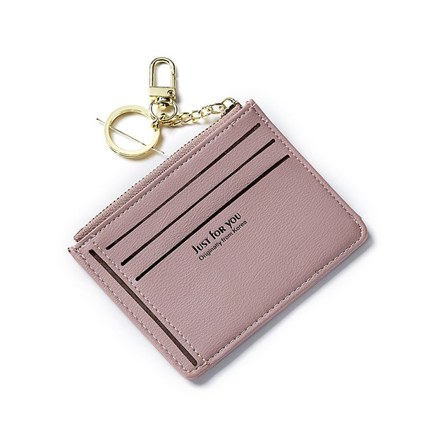 Women Short Coin Purse Mini Card Holder Gift Bag Change Pouch Wallet