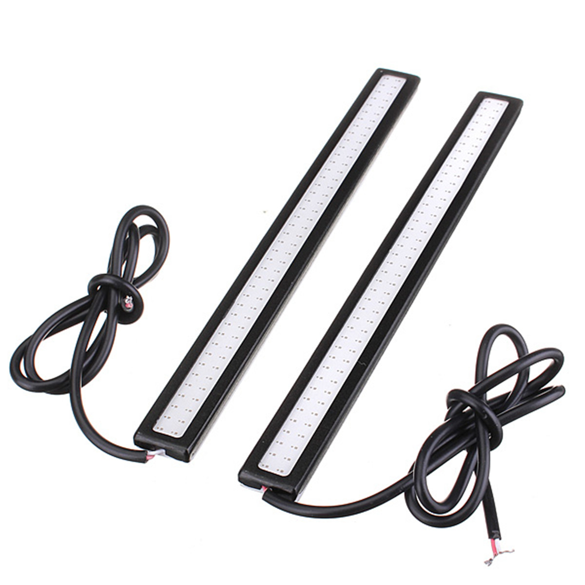 17cm COB LED DRL Daytime Running Lights Car Ultra Slim Driving Fog Lamp 12V 6W Waterproof 2PCS