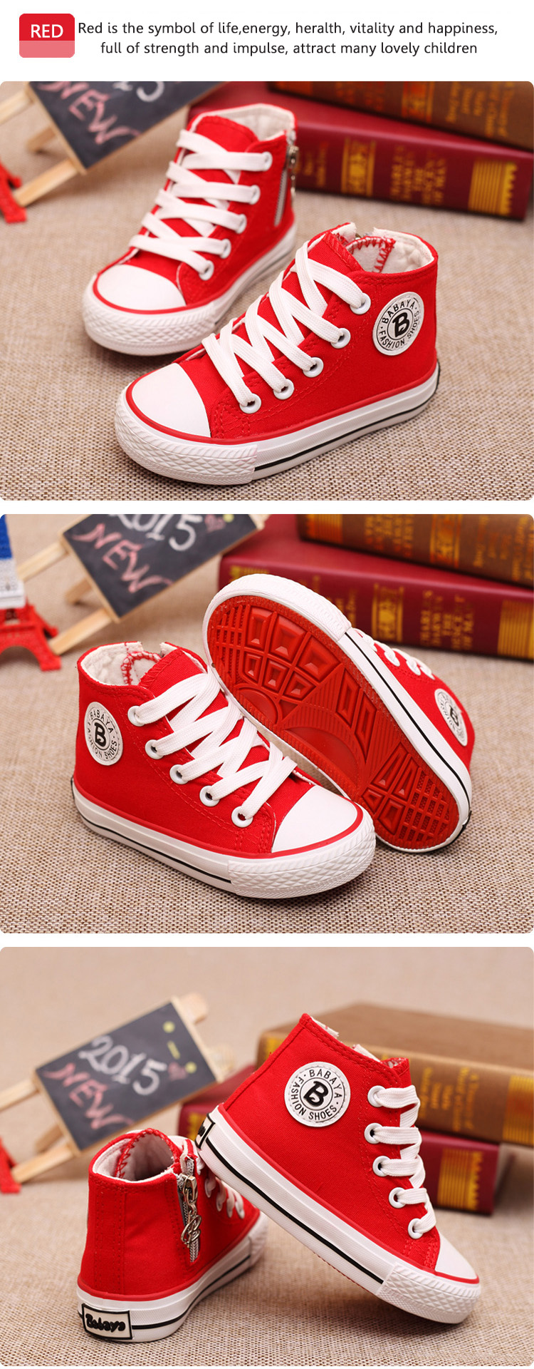 2016 Children Canvas Shoes Boys Girls Breathable Sneakers Student Casual Sports Shoes