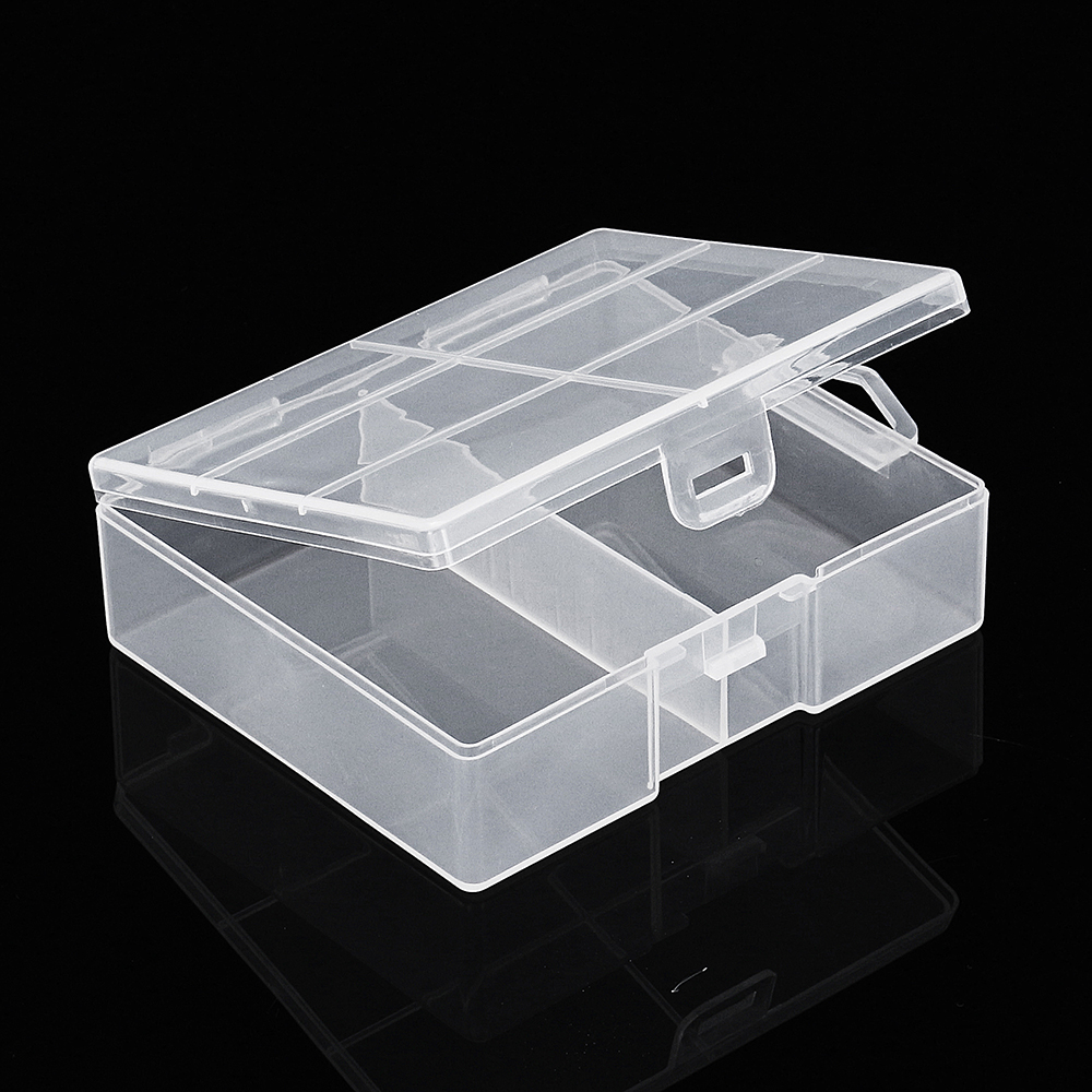 Powerlion PL-5024 2 Slot Battery Organization Case Box for 24 AA Battery