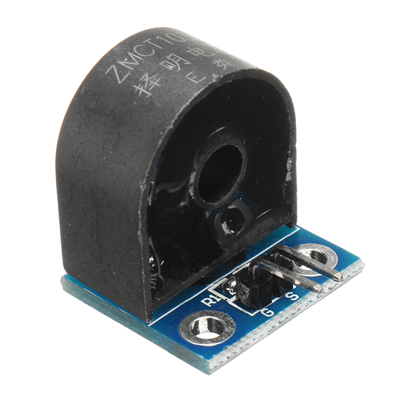 5A Range Single-phase AC Current Transformer Current Sensor Module