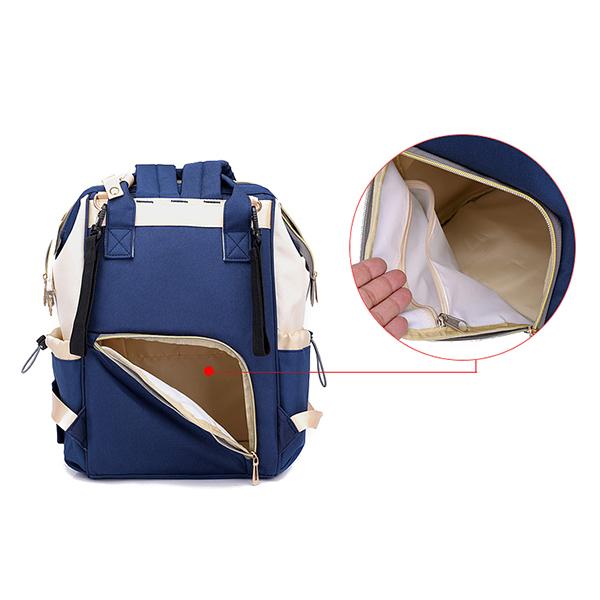 Large Capacity Diaper Bag Mommy Handbag Shoulder Bag Backpack For Women