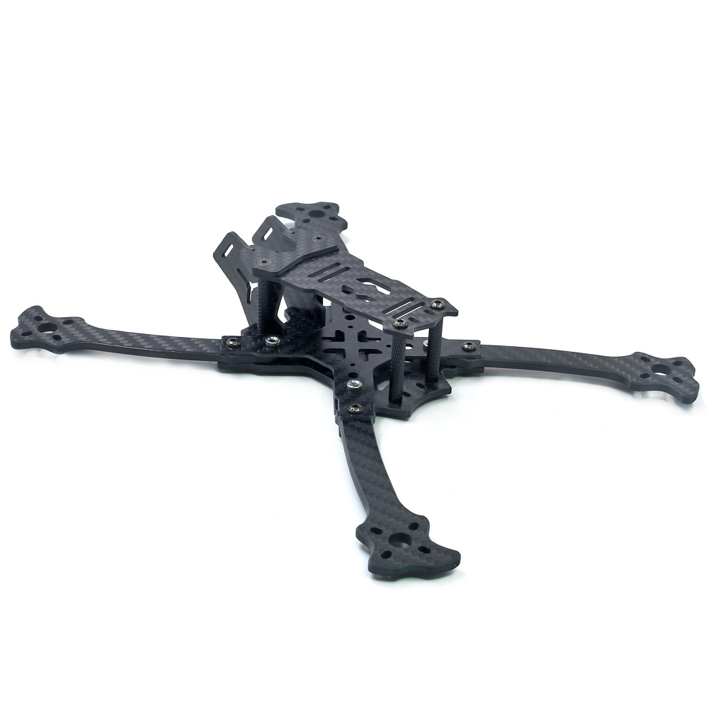Summer Prime Sale GEPRC GEP-OX-S5 Stretch X 230mm 4mm Arm Thickness Frame Kit for RC Drone FPV Racing - Photo: 7