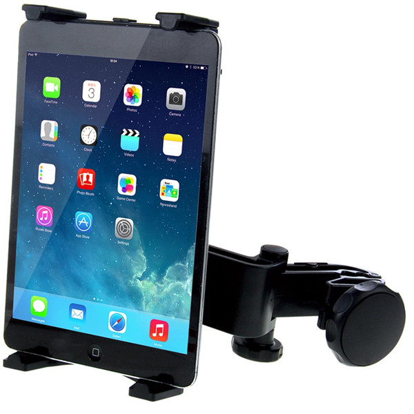 Universal Haweel Car Rear Seat Bracket back Stand Holder For 5.7-13 inch iPad Tablet