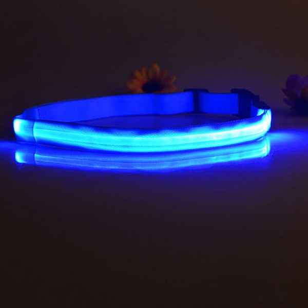 LED Flashing Waistband Safety Reflective Waistband Bicycle Jogging Running Belt