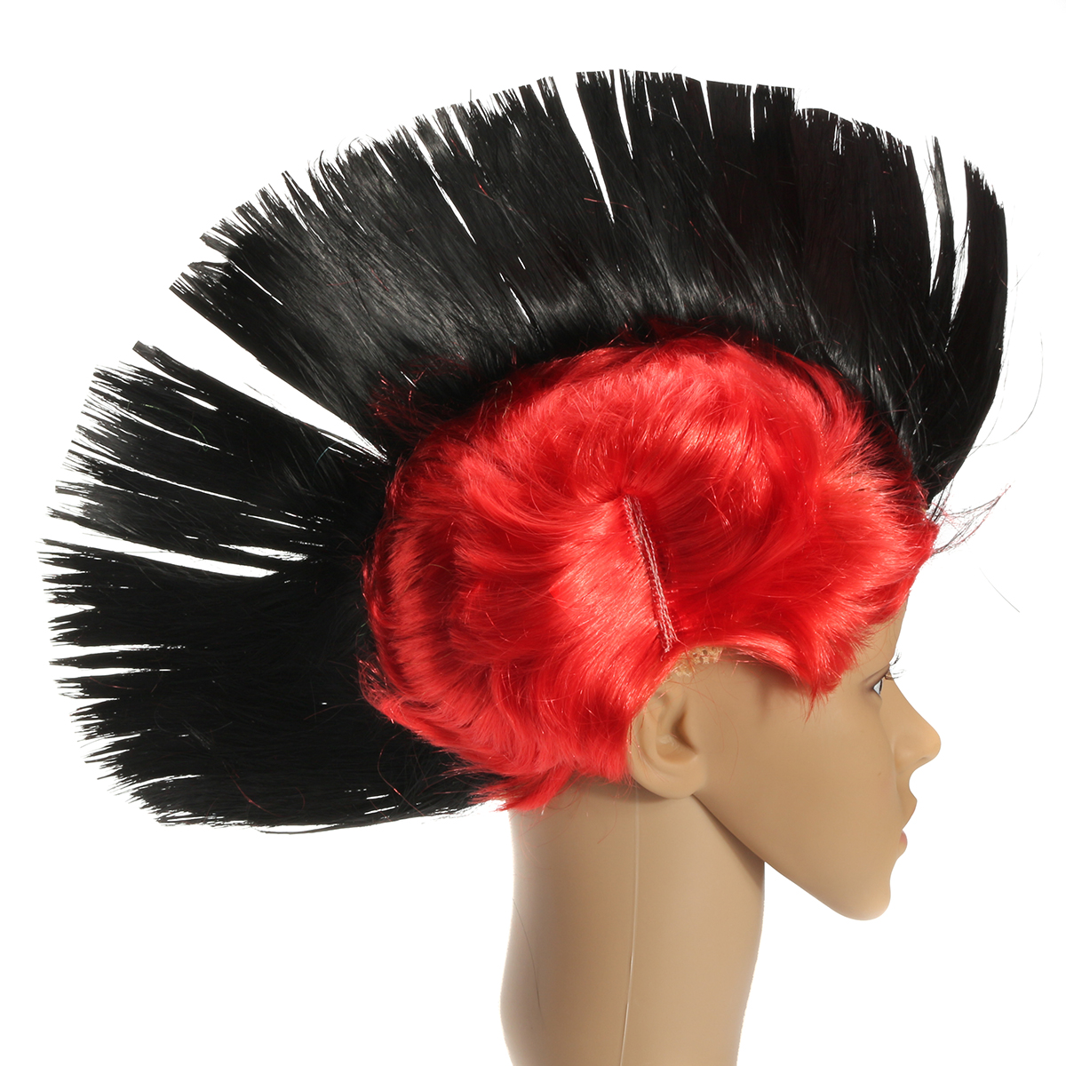 Halloween Fancy Hairpiece Hair Wig Cosplay Masked Ball Hallowmas Masquerade Party