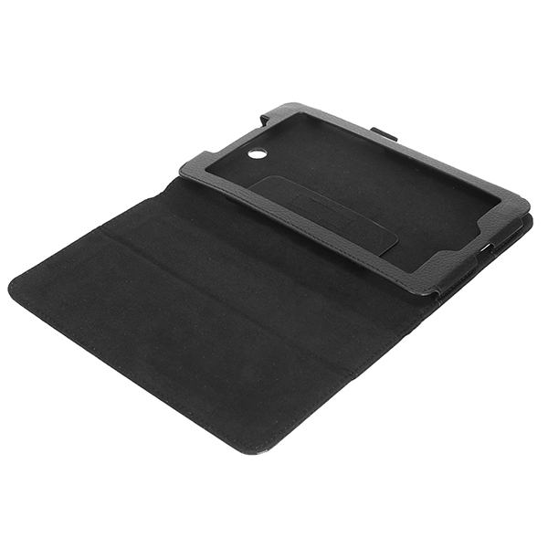 PU Leather Case Folding Stand Cover For 7