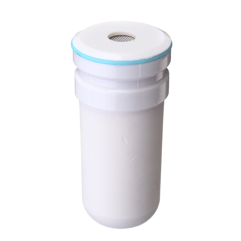 Washable Ceramic Cartridge Water Filter Removes Bacteria for Tap Faucet