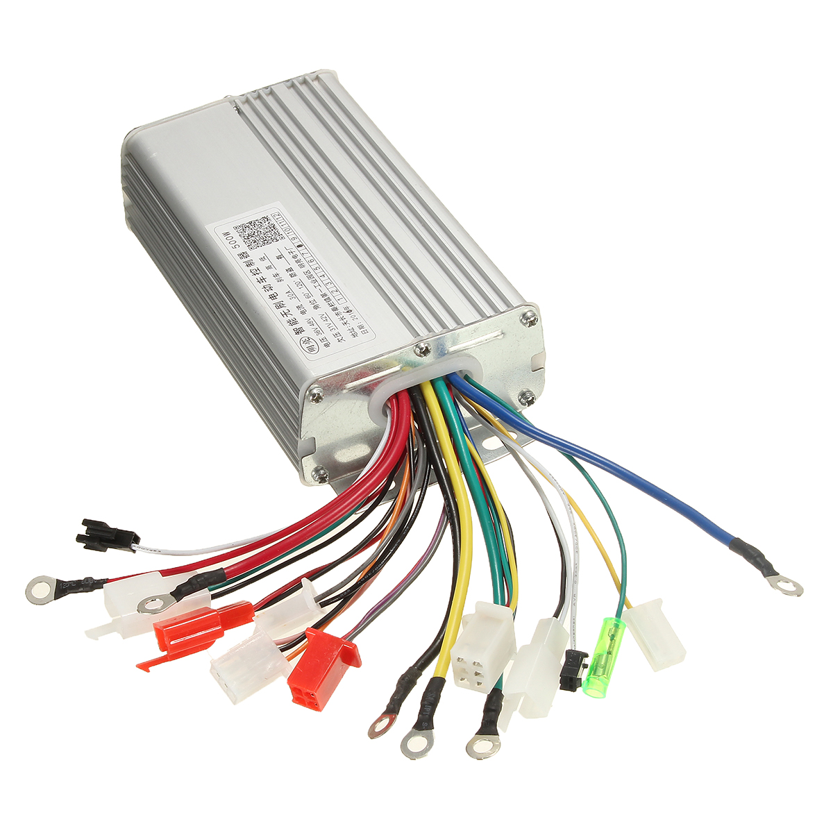 48V 500W 30A Brushless Motor Controller for Electric Scooters Bike