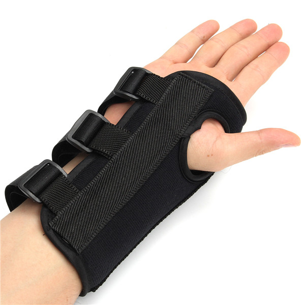 Elastic Right Wrist Protecter Brace Sport Supporter Ventilate Forearm Sprain