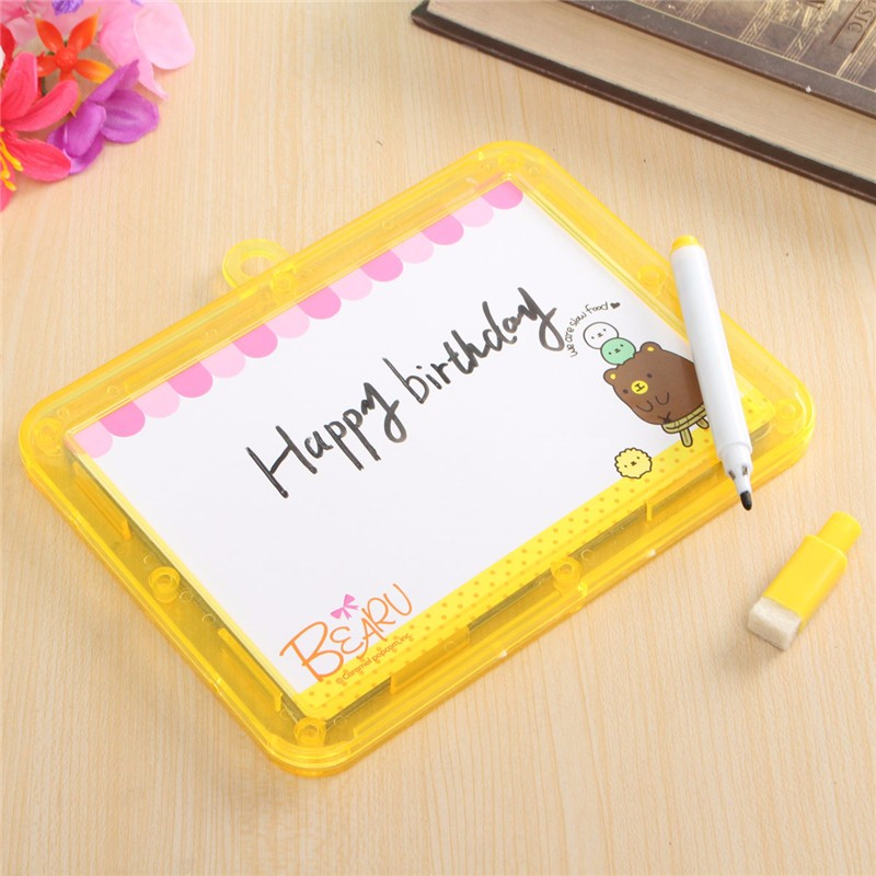 Drawing Writting Board Education Painting Board For Children Kids Toy