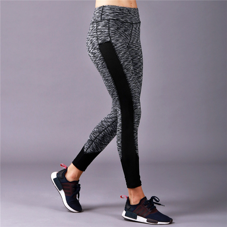 Women Fitness Sports Yoga Running Tight Elastic Leggings Trousers Pants