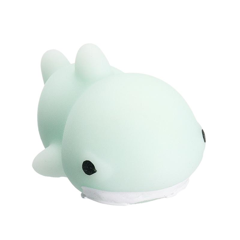 Shark Mochi Squishy Squeeze Cute Healing Toy Kawaii Collection Stress Reliever Gift Decor