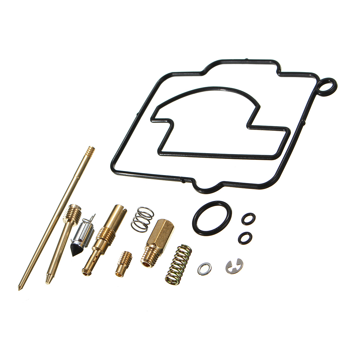 Carburetor Carb Rebuild Kit Repair For Yamaha YZ250 2000-2001