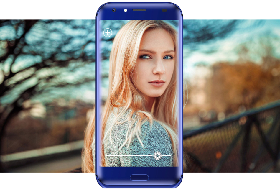 DOOGEE BL5000 5.5 Inch FHD Android 7.0 4GB RAM 64GB ROM MT6750T Octa-Core 1.5GHz 5050mAh Big Battery 4G Smartphone