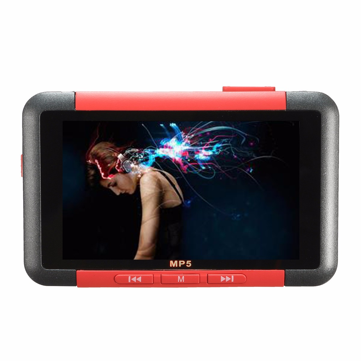 3 Inch Slim LCD Screen Music Player 8GB MP5 With FM Radio Video Movie Media Player MP5