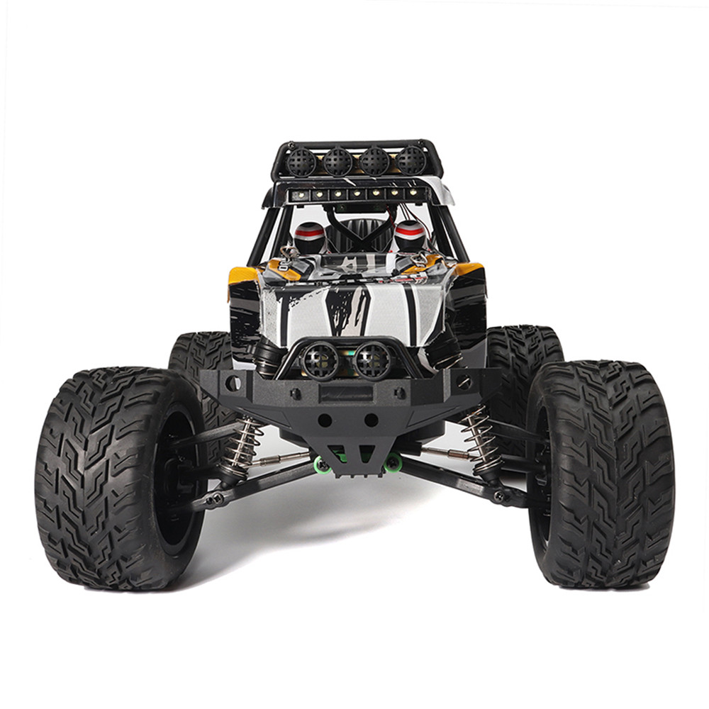 Wltoys A343 1/12 2.4G 2WD 35km/h Racing Rc Car Desert Off-road Truck Toys With Led Light - Photo: 4