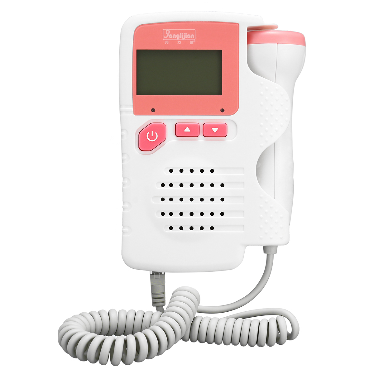 2.0MHz LCD Digital Prenatal Fetal Doppler Heart Monitor