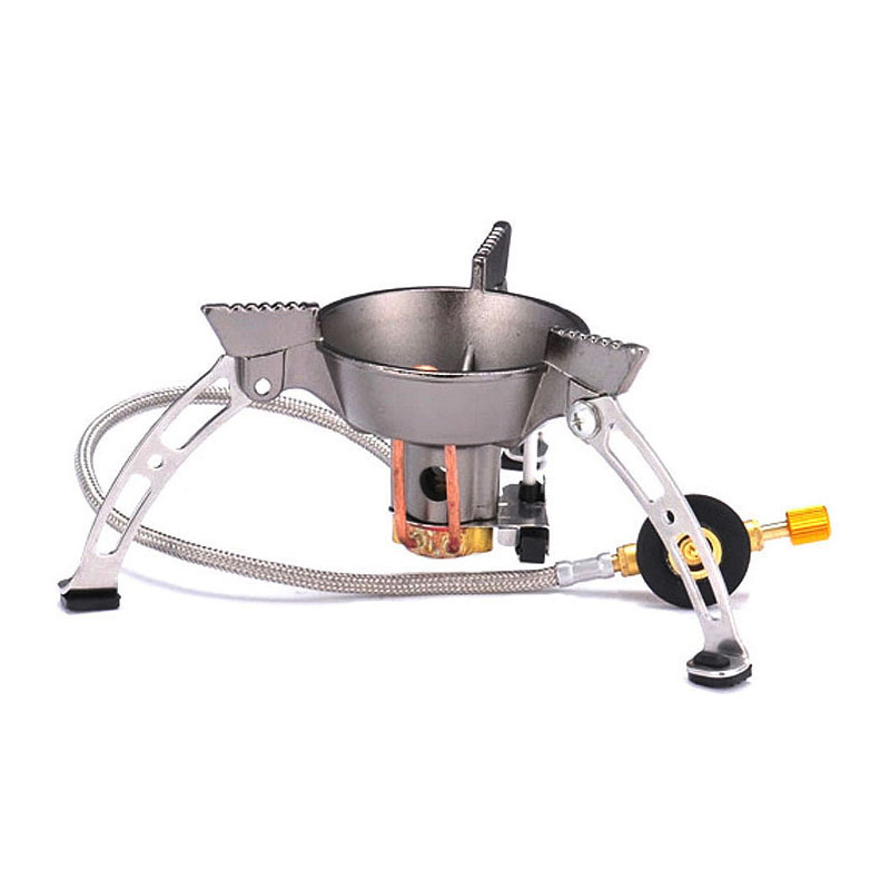 BRS-11 High Altitude Windproof Gas Stove Portable Campi